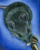 200526 Custom Mouse Portrait oil painting animal wildlife art