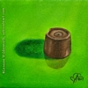 still life oil painting rolo rolos candy food eye ate it series