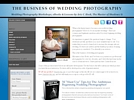 Aric Hoek Houston Photographer custom e-commerce site design wordpress