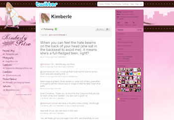 custom twitter background kimberly petroville