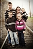 family portrait photography by Leanne Wildermuth