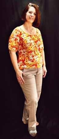 Lee colorwashed khakis giveaway Leanne Wildermuth