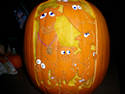 Pumpkin Carving Farm Animals by Jackie Crawford