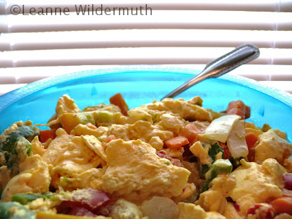 eggbeaters pictsweet steamer veggies cheese breakfast healthy food